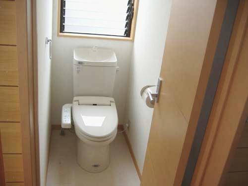 2階に新しくトイレを作りたい!