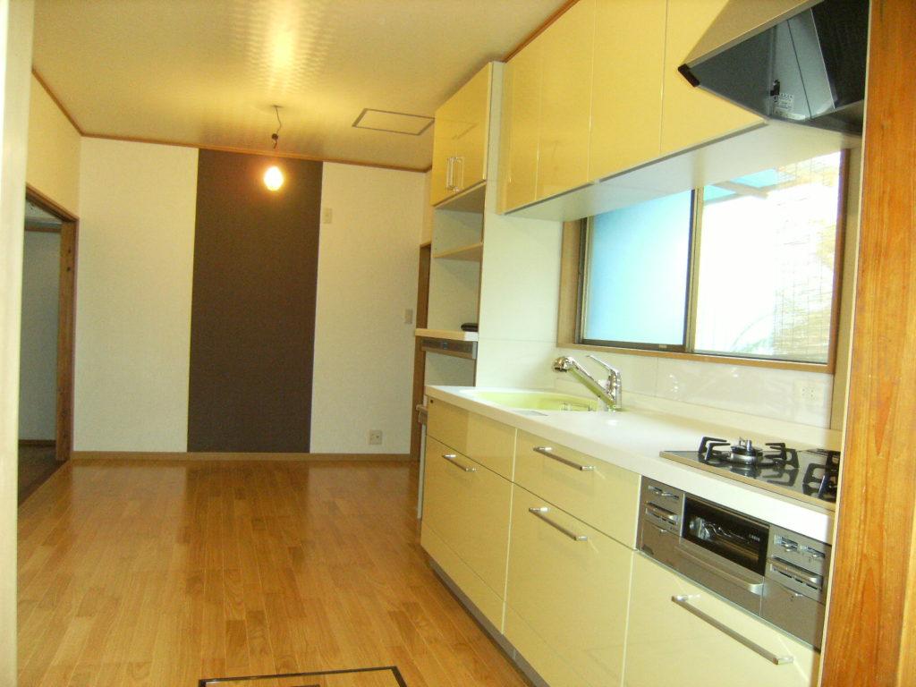 建築後40年以上何も手をかけていなかった家を きれいにしたい!