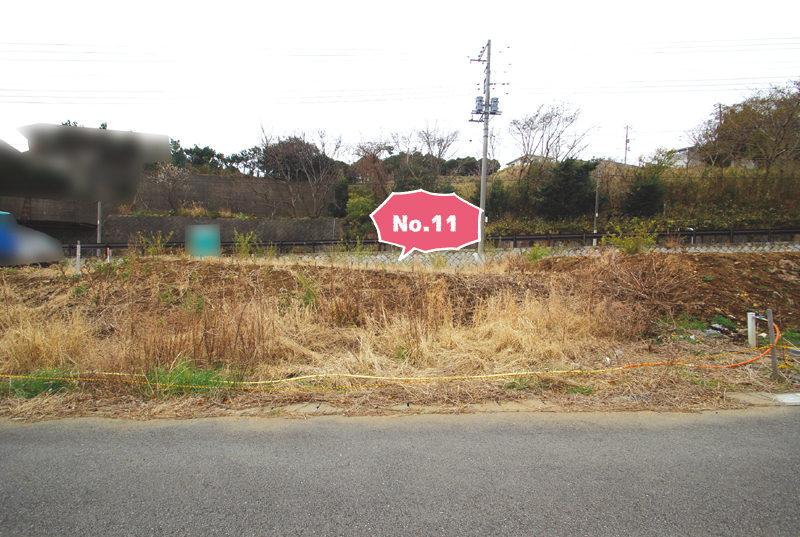 大和建設 カラ沢分譲地11号