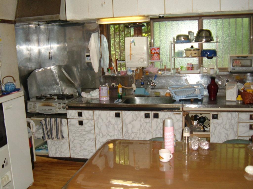 憧れのシステムキッチンにしたい!