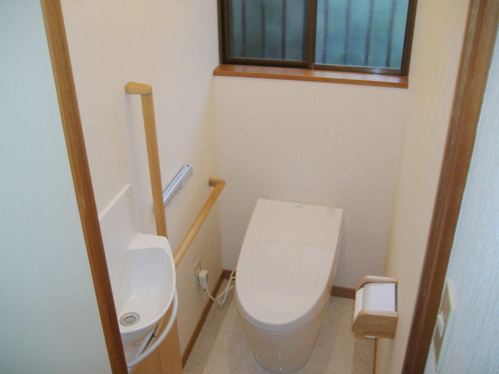 トイレの奥行を広くとりたい!