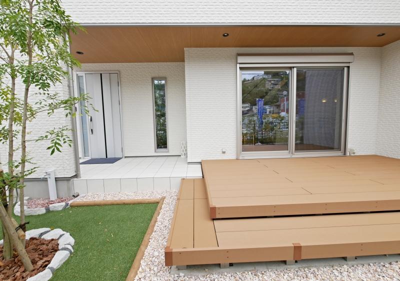 大和建設 モデルハウス
